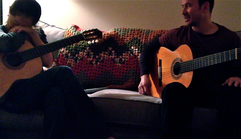 Guitar Regression